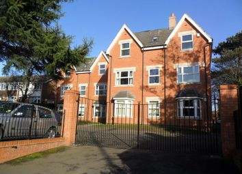 Thumbnail 2 bed flat for sale in Chester Road, Sutton Coldfield