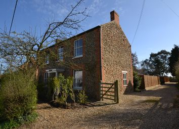 Thumbnail 7 bed detached house for sale in High Street, Whissonsett, Dereham