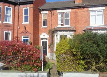 Thumbnail 4 bed terraced house for sale in Albert Crescent, Lincoln