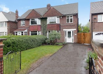 Thumbnail 3 bed semi-detached house for sale in Mayfield Mobile Home Park, Draycott Road, Breaston, Derby