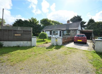 Thumbnail 3 bed detached bungalow for sale in Plwmp, Llandysul