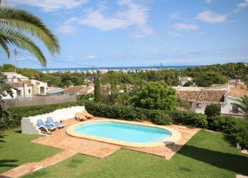 Thumbnail 7 bed chalet for sale in Adsubia, Javea-Xabia, Spain