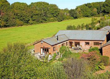 Thumbnail 4 bedroom detached bungalow for sale in Eastlands Farm, Eastlands Lane, Cowfold, West Sussex
