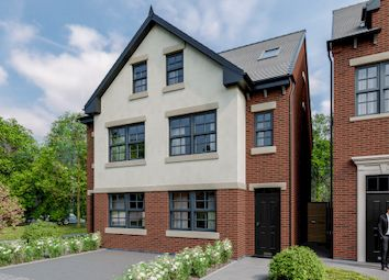Thumbnail 4 bedroom semi-detached house for sale in Plot 9, Birkdale Place, 37 Warren Court
