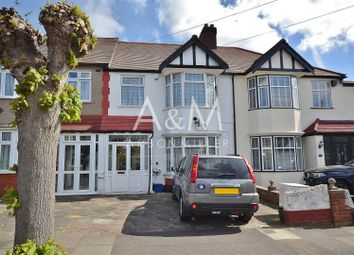 Thumbnail 3 bed terraced house for sale in Glenthorne Gardens, Ilford