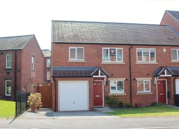 Thumbnail 3 bed terraced house for sale in Kirkpatrick Drive, Wordsley, Stourbridge
