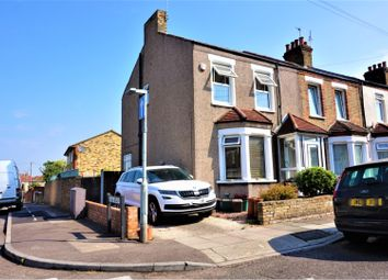 Thumbnail 3 bed end terrace house for sale in Hengist Road, Erith