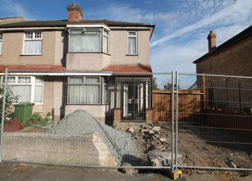 Thumbnail 2 bedroom end terrace house for sale in Kings Avenue, Chadwell Heath, Essex