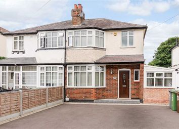 Thumbnail 3 bed semi-detached house for sale in Tanworth Lane, Solihull, West Midlands