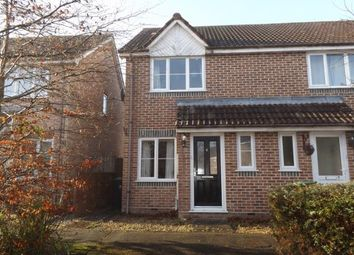 Thumbnail 2 bed end terrace house for sale in Ivy Close, Gillingham