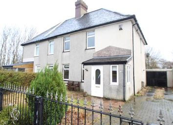 Thumbnail 3 bed semi-detached house for sale in Robroyston Road, Glasgow, Lanarkshire