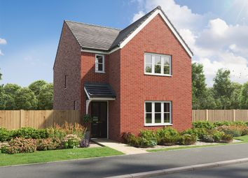"3 bed detached house for sale in ""The Sherwood"" at Darlington Road, Northallerton DL6"