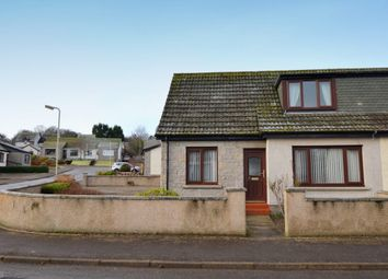 Thumbnail 3 bed semi-detached house for sale in 19 Ordview Road, Nairn