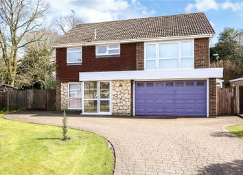 Thumbnail 4 bed detached house for sale in Chestnut Close, Liphook, Hampshire