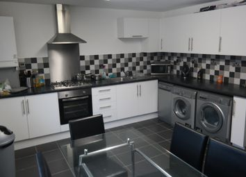 Thumbnail 6 bed town house to rent in Gadd Street, Nottingham