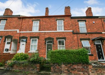 Thumbnail 2 bed terraced house for sale in Fanshaw Road, Dronfield, Derbyshire