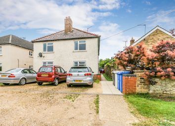 Thumbnail 2 bed flat for sale in Wellingborough Road, Broughton, Kettering