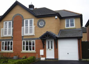 Thumbnail 4 bed semi-detached house for sale in Maritime Way, Ashton-On-Ribble, Preston