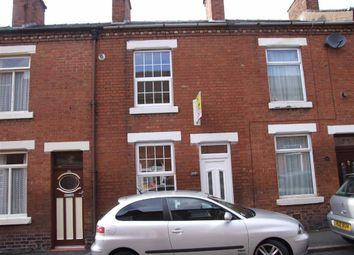 Thumbnail 2 bed terraced house to rent in Livingstone Street, Leek