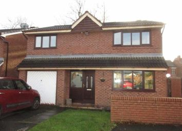 Thumbnail 4 bed detached house for sale in Malham Close, Leigh, Lancashire
