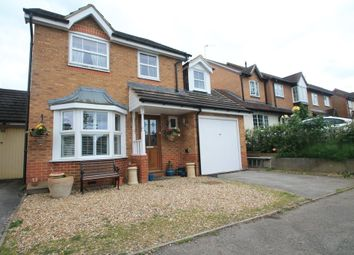 Thumbnail 4 bed link-detached house for sale in Wheat Close, Aylesbury