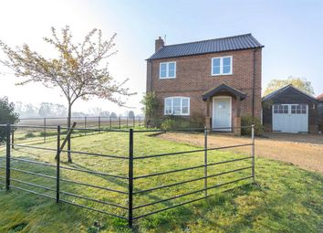 Thumbnail 4 bed detached house for sale in Church Lane, Stanfield, Dereham