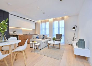 Thumbnail 1 bed flat to rent in Vicary House, St Barts Square, Barbican, London