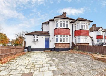 Thumbnail 4 bed semi-detached house to rent in Spring Gardens, Chelsfield, Orpington