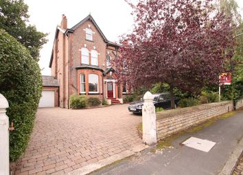 Thumbnail 6 bed semi-detached house for sale in Queens Road, Sale