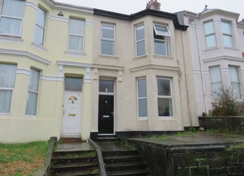 Thumbnail 4 bed terraced house for sale in Channel View Terrace, Plymouth