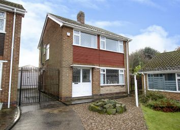 Thumbnail 3 bed detached house for sale in Eleanor Crescent, Stapleford, Nottingham