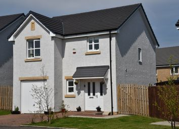 Thumbnail 3 bed detached house for sale in Dunlop Gate, Stepps