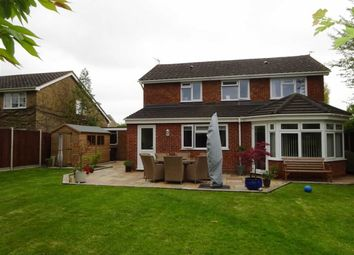 Thumbnail 4 bed detached house for sale in Long Perry Close, Capel St Mary, Suffolk