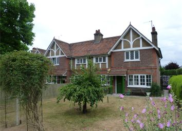 Thumbnail Semi-detached house to rent in Maple Cottages, West Common, Harpenden, Hertfordshire