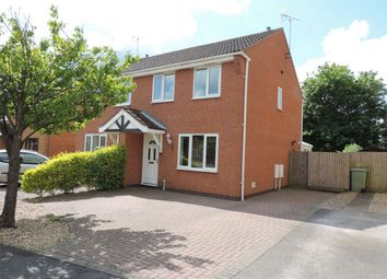Thumbnail 3 bed end terrace house to rent in Wetherby Close, Bourne, Lincolnshire