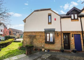 Thumbnail 1 bed terraced house for sale in Carvers Croft, Woolmer Green, Knebworth