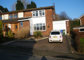 Thumbnail 3 bed semi-detached house for sale in Sandringham Avenue, Stalybridge
