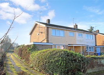 Thumbnail 3 bed semi-detached house for sale in Elms Lane, Wangford, Beccles, Suffolk