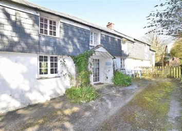 Thumbnail 3 bed terraced house for sale in Trelill Cottage, Trelill, Cornwall
