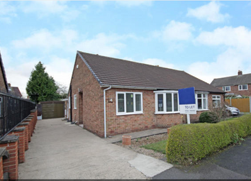 Thumbnail 2 bed bungalow to rent in Sherwood Avenue, Littleover, Derby