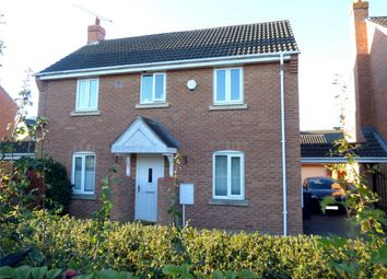 Thumbnail 3 bed detached house for sale in Sugar Way, Peterborough, Cambridgeshire