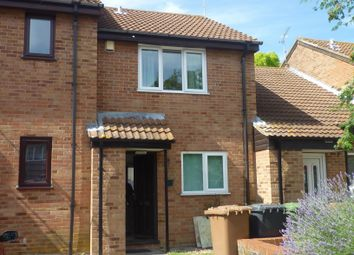 Thumbnail 2 bed property to rent in Somerville, Werrington, Peterborough