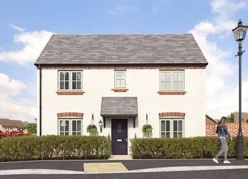 Thumbnail 3 bed semi-detached house for sale in Oaklands Grange, Sandpit Lane, St. Albans, Hertfordshire