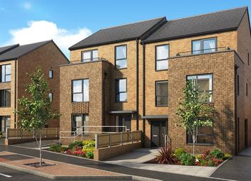 "Thumbnail 4 bed property for sale in ""The Whitwell At Cutlers View "" at Park Grange Drive, Sheffield"