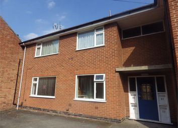 Thumbnail 2 bedroom flat for sale in Brook Street, Shepshed, Loughborough