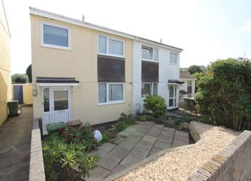 Thumbnail 3 bed semi-detached house to rent in Bainbridge Court, Plympton, Plymouth