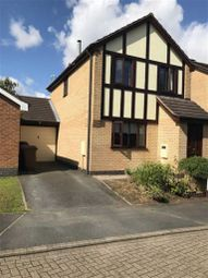 Thumbnail 3 bed detached house to rent in Falconers Green, Burbage, Hinckley