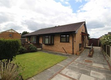 Thumbnail 2 bed semi-detached bungalow for sale in Dovedale Close, Ingol, Preston