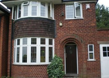 Thumbnail 3 bed semi-detached house to rent in Greenridge Road, Birmingham