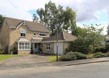 Thumbnail 4 bed detached house for sale in Woodlea Road, Simmondley, Glossop